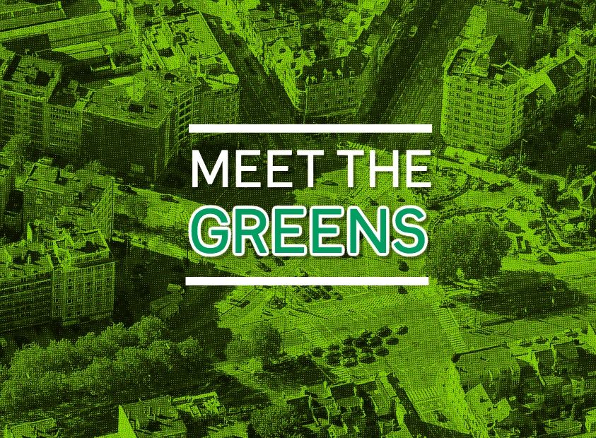 Meet The Greens – Session Meiser